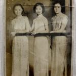 Moderne Großstadtfrauen, Ende der 1930er oder Anfang der 1940er Jahre