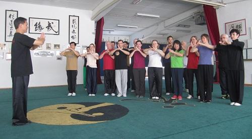 Baoquanli - Die respektvolle Begrüßung