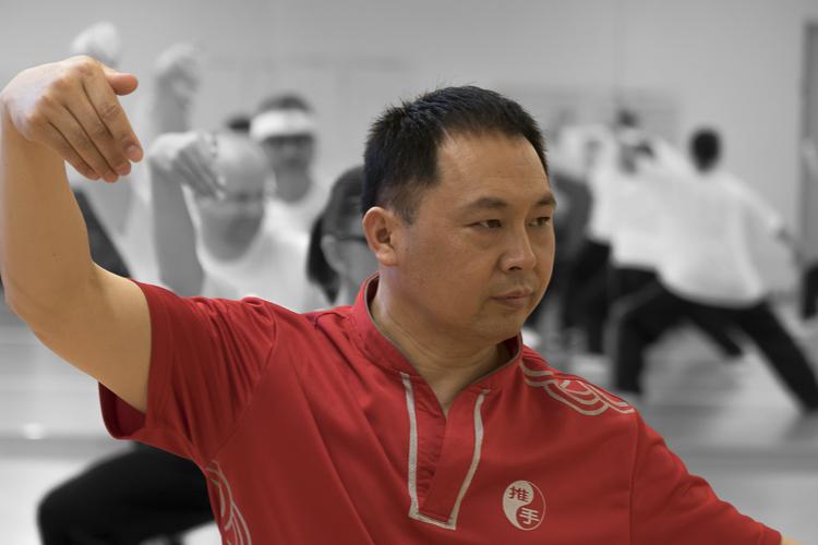 Huang Kuanghui Copyright: Wushu-Akademie Schweiz
